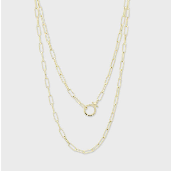Gorjana Parker Wrap Necklace