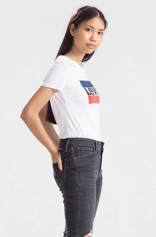 Levi's Perfect Graphic Tee Shirt