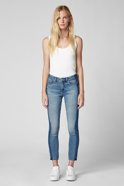 Blank NYC The Reade Crop Skinny Jeans