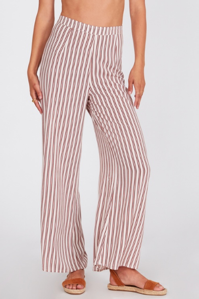 Amuse Society Avenida Pant In Pebble