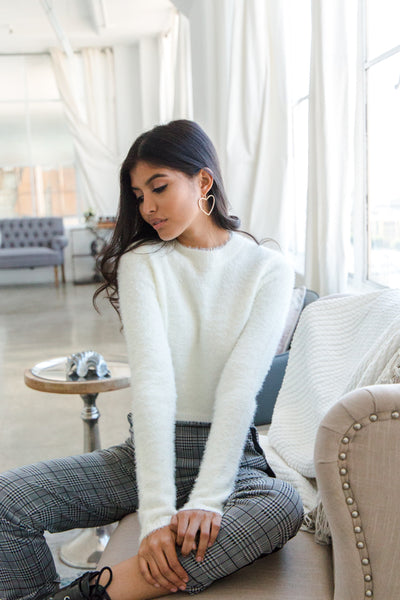 New Dawn Crop Sweater