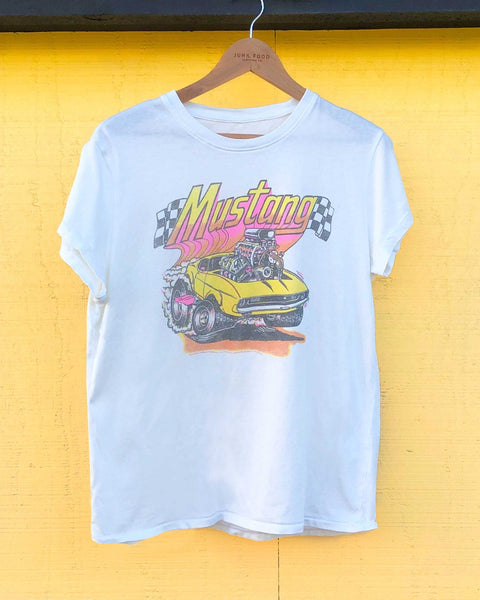 Junk Food Mustang Sally Tee