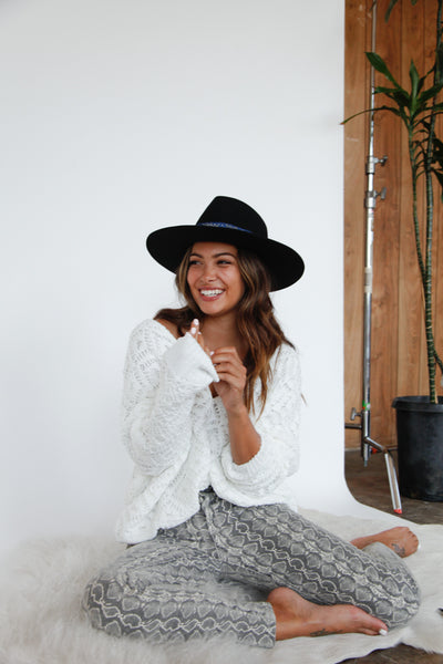 True Love Chunky Knit Sweater