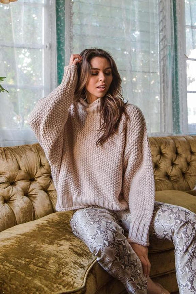 Always Forever Knit Sweater