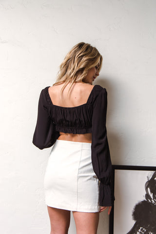 All About You Crop Top