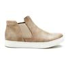 Matisse Harlan Pull On Sneaker In Taupe Lizard