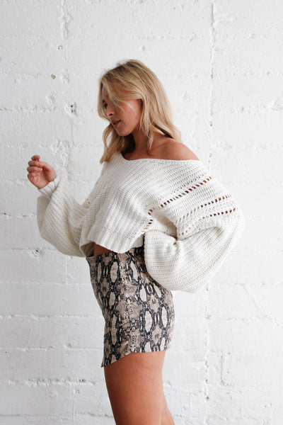 Native Daughters Sabrina Knit Sweater