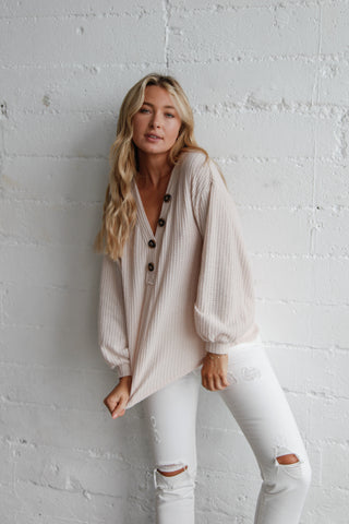 Feels Right Knit Top
