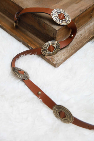 Canyon Concho Belt