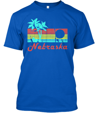 Nebraska The Aloha State