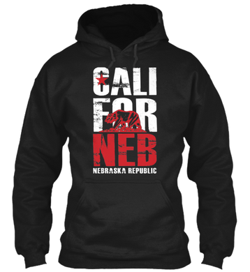 The Nebraska Republic Hoodie