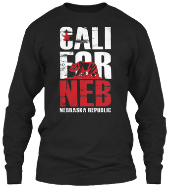 The Nebraska Republic Long Sleeve