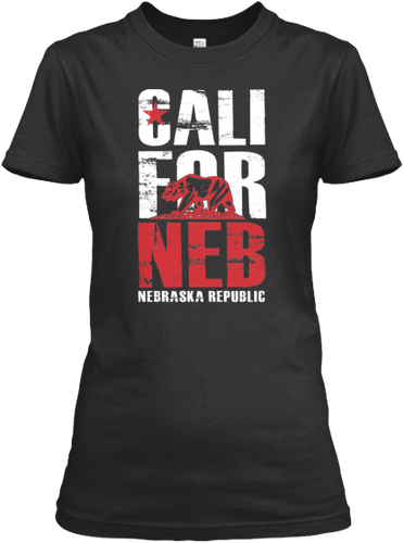 The Nebraska Republic Women's T