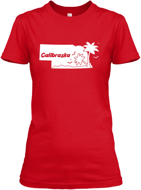 Calibraska Women's T