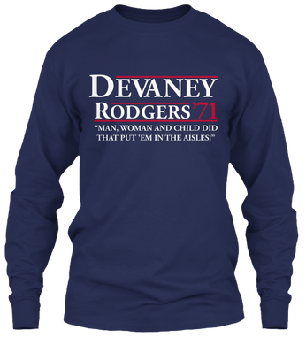 Devaney-Rodgers '71 Long Sleeve
