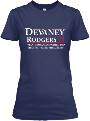 Devaney-Rodgers '71 Women's T