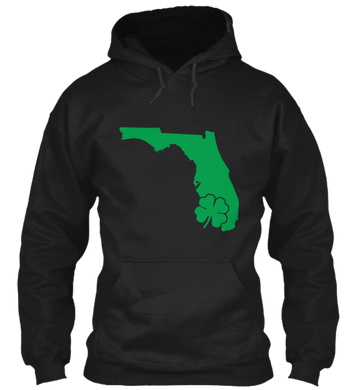 St. Patty's for Florida Hoodie