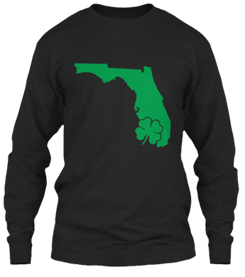 St. Patty's for Florida Long Sleeve