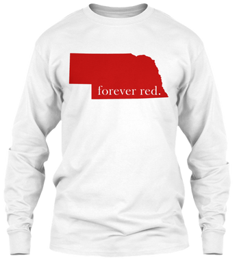 The White Collection - Forever Red Long Sleeves