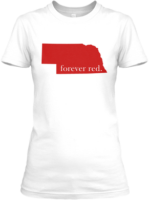 The White Collection - Forever Red Women's T