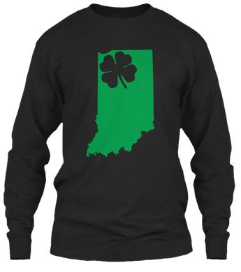 St. Patty's for Indiana Long Sleeve