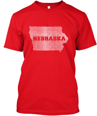 Iowa for Nebraska