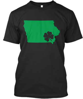 St. Patty's for Iowa