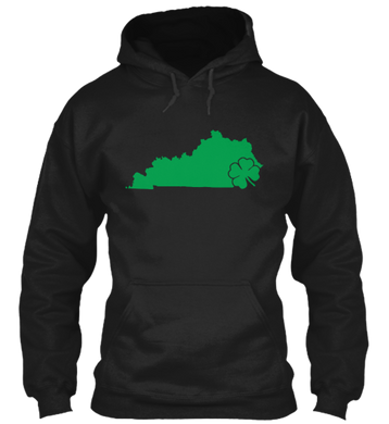 St. Patty's for Kentucky Hoodie