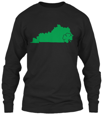 St. Patty's for Kentucky Long Sleeve