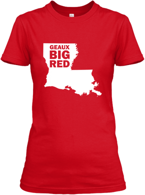 Louisiana for Nebraska Women's T