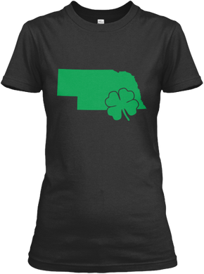 St. Patty's for Nebraska Women's T