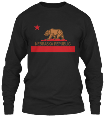 The New Nebraska Republic Long Sleeve