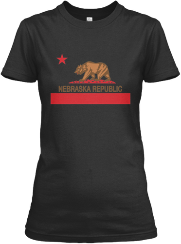 The New Nebraska Republic Women's T