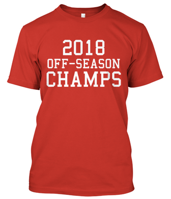 2018 Off-Season Champs
