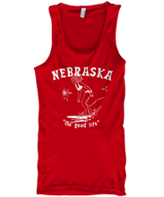 Load image into Gallery viewer, Surf Nebraska Men's Tank