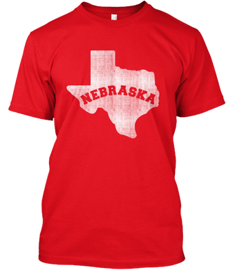 Texas for Nebraska