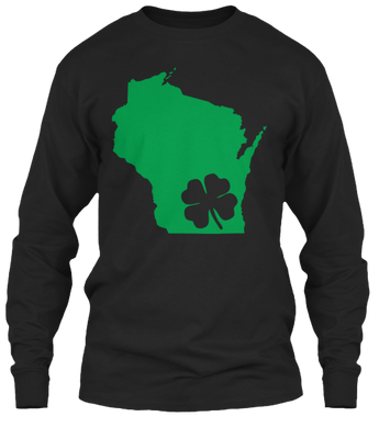 St. Patty's for Wisconsin Long Sleeve