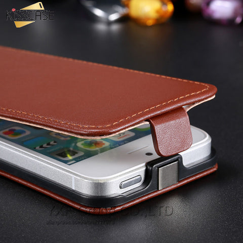 Leather Case For iphone 4 4S 4G