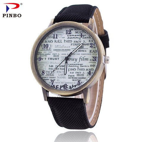 Casual Men Women Watches
