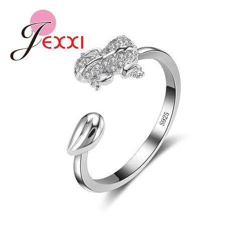 925 Sterling Silver Rings For Ladies