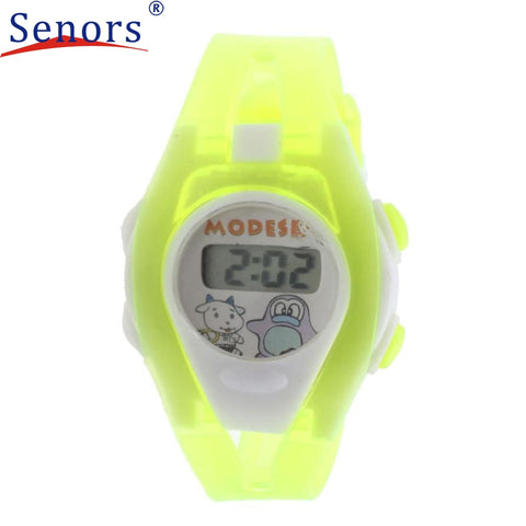 Electronic Digital LCD Watch