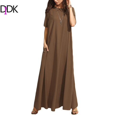 Casual Long Dresses For Woman
