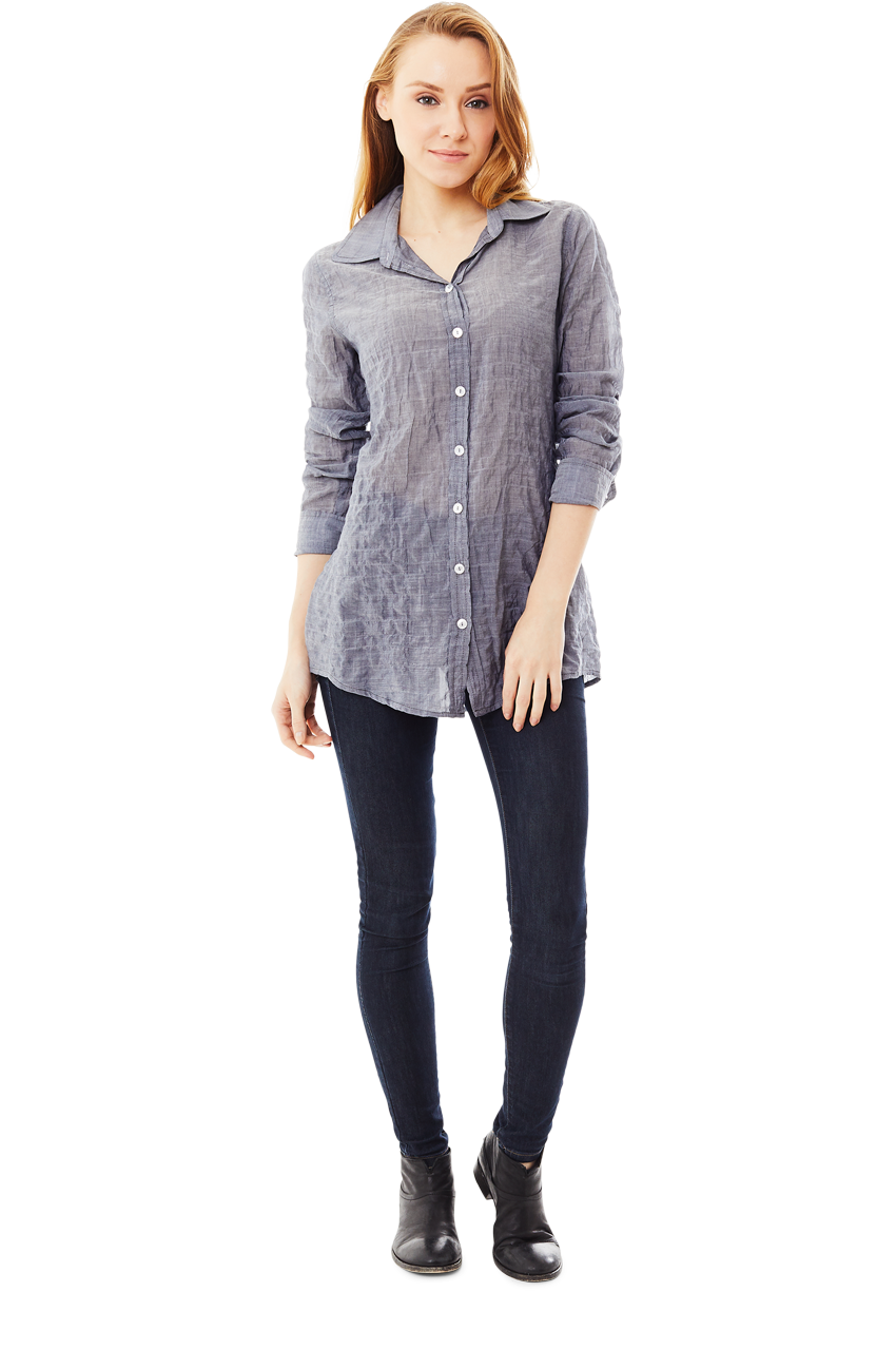 Alexandria Button Down