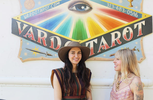Vardo Tarot featured on The Local Rose
