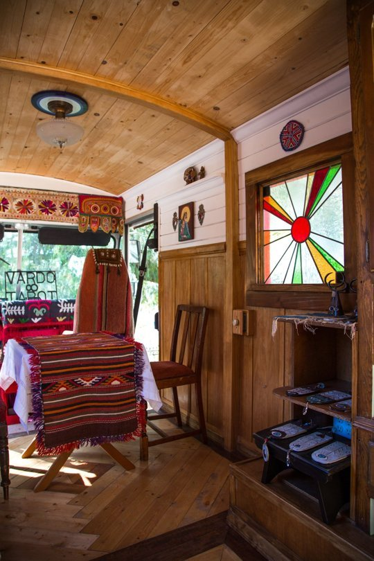 Apartment Therapy features The Traveling Caravan