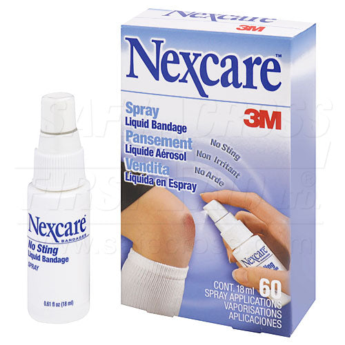 Nexcare 3M Liquid Bandage-FAST Rescue Safety Supplies & Training, Ontario