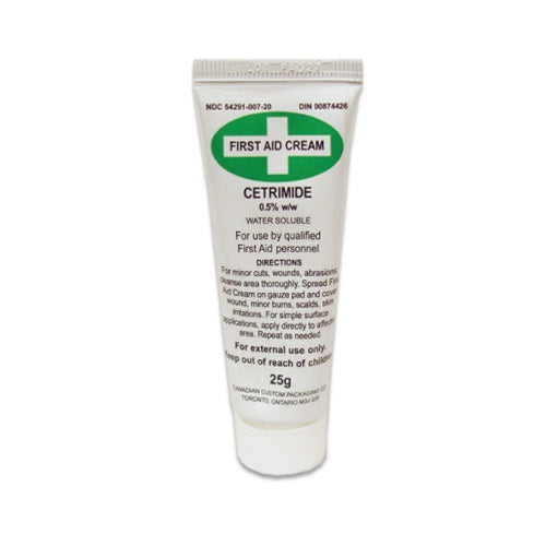 First Aid Cream-FAST Rescue Safety Supplies & Training, Ontario