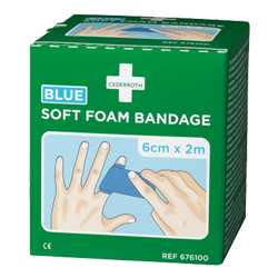 Cederroth Soft Foam Bandages-FAST Rescue Safety Supplies & Training, Ontario