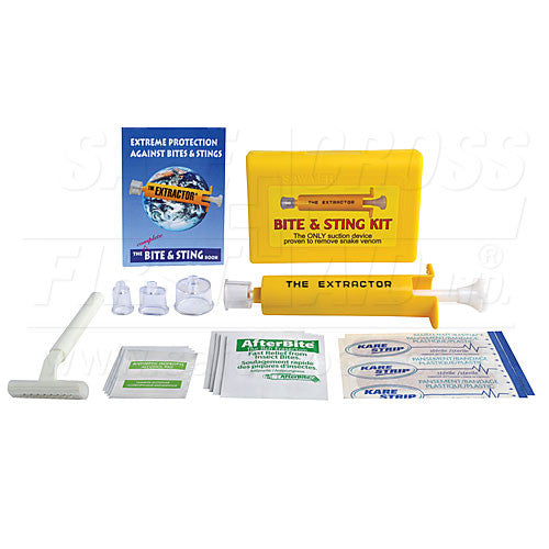 Bite & Sting Extractor Kit-FAST Rescue Safety Supplies & Training, Ontario