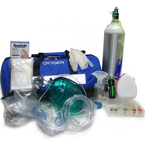 Oxygen Kit-FAST Rescue Safety Supplies & Training, Ontario